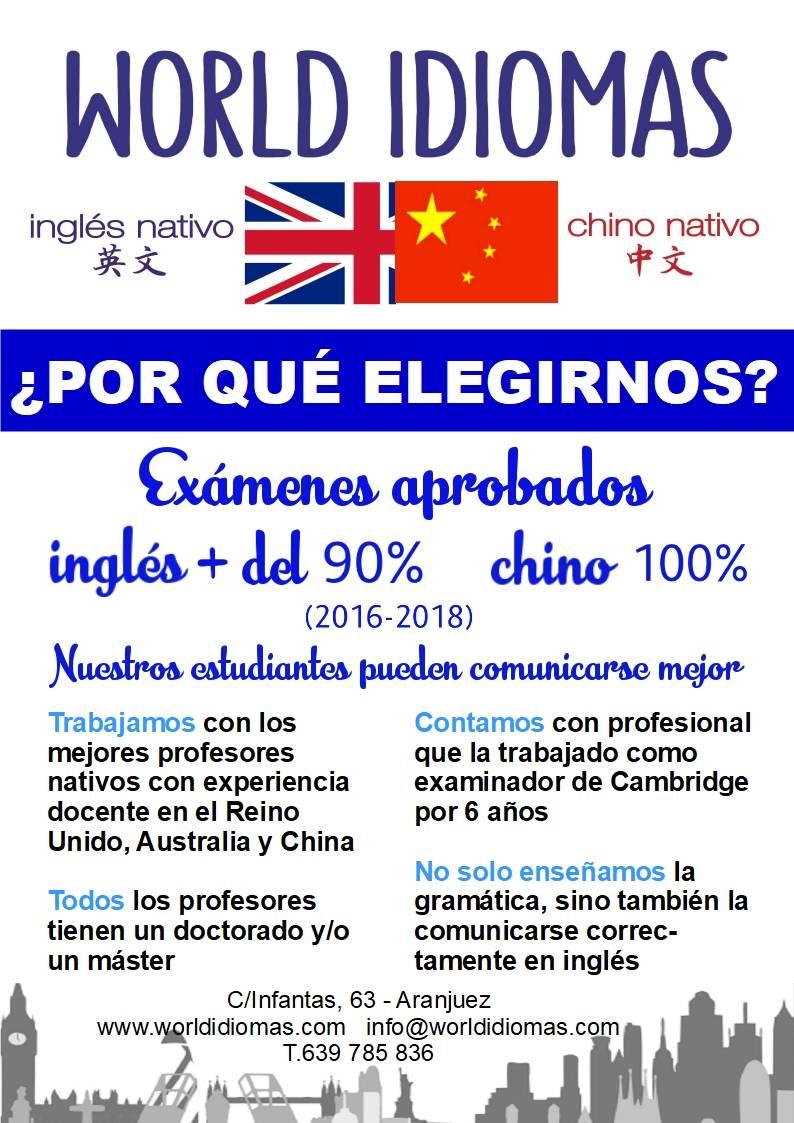 Chinese Aranjuez