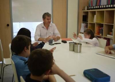 World Idiomas Aranjuez English class