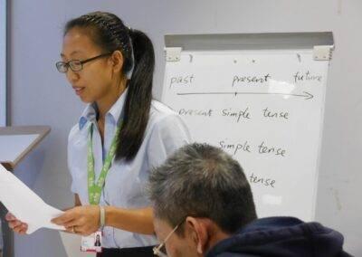 World Idiomas Aranjuez clases de ingles y chino