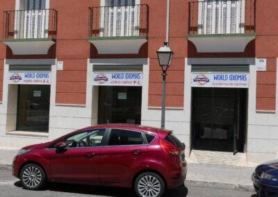 ingles Aranjuez